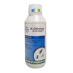 Insecticid K-Othrine SC 25 1 l.