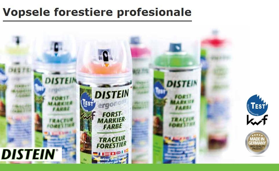 Distein - vopsele forestiere profesionale - Verdon