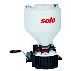 Dispozitiv Solo pentru imprastiat produse granulate si seminte