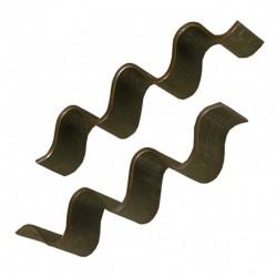 Profile metalice anticrapatura 2 mm - 500 buc