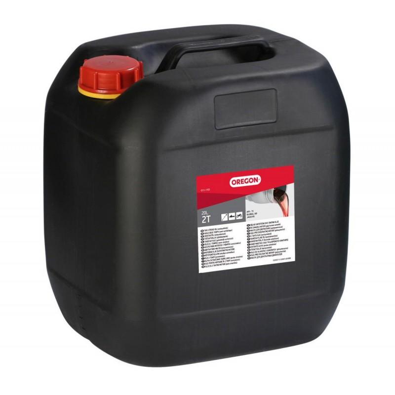 Ulei de amestec Oregon rosu 2 T - 20 litri