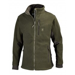 Fleece Deerhunter Muflon Zipp-In