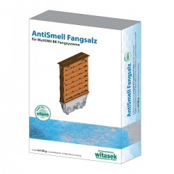 Sare speciala AntiSmell 2 x 150 g
