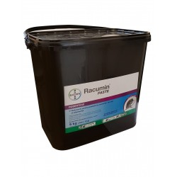 Raticid Racumin Paste - 5 kg.
