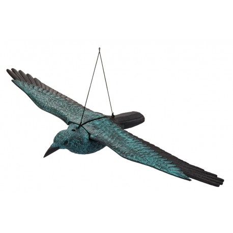 Cioara din plastic - sperietoare de pasari