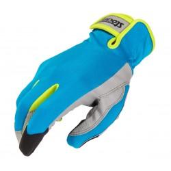 Manusi de gradina Touchscreen Stocker - culoare albastru