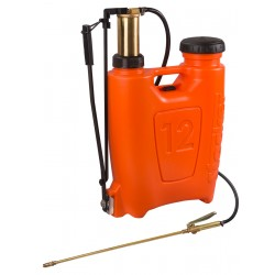 Pompa manuala Stocker cu piston si lance din bronz 12l