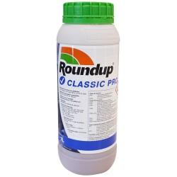 Erbicid total Roundup Classic Pro - 1 l.