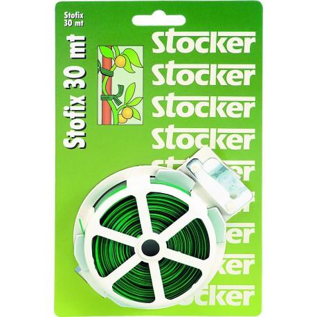 Fir din plastic (PVC) Stofix pentru legat - 30 m