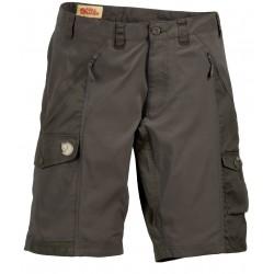 Pantaloni scurti barbati Fjällräven Abisko - olive inchis