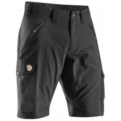 Pantaloni scurti barbati Fjällräven Abisko - negru