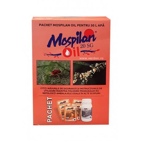 Pachet Mospilan Oil pentru 50 l. apa