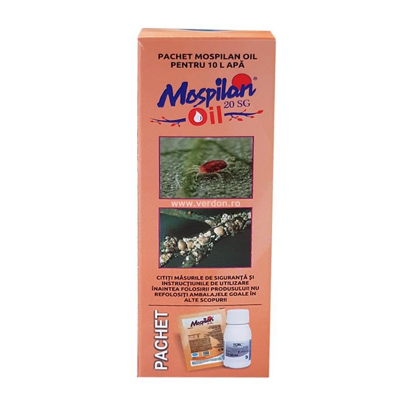 Pachet Mospilan Oil pentru 10 l. apa
