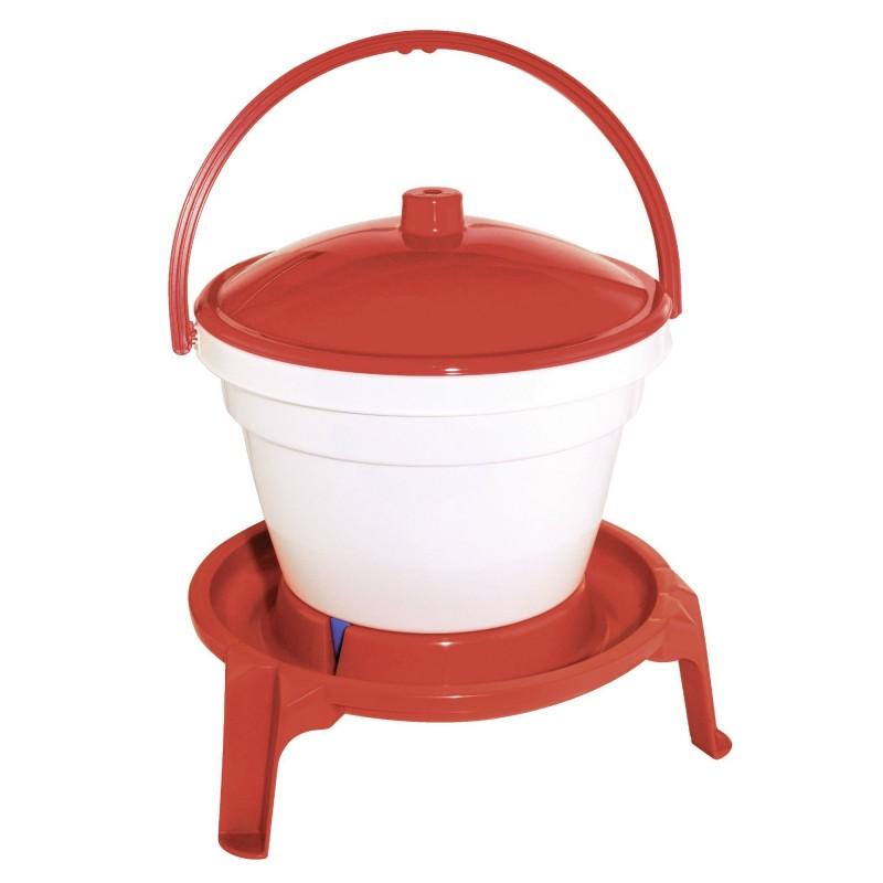 Galeata de adapare Kerbl pentru pasari - 12 litri