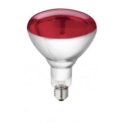 Bec infrarosu Philips 150 W - rosu