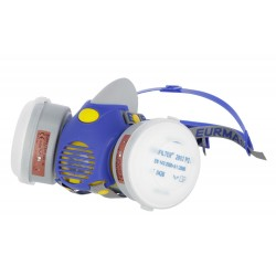 Semimasca protectie respiratorie ETNA - cu filtre A1P2