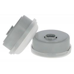 Set 2 filtre A1P2 de schimb - semimasca protectie ETNA