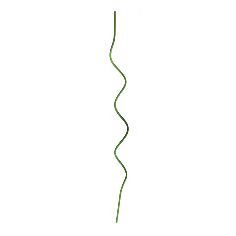 Tutore spiralat din otel plasticat (150 cm)