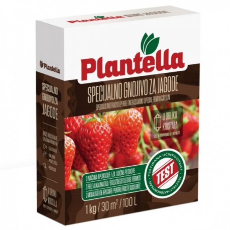 Ingrasamant pentru capsuni Plantella - 1 kg.