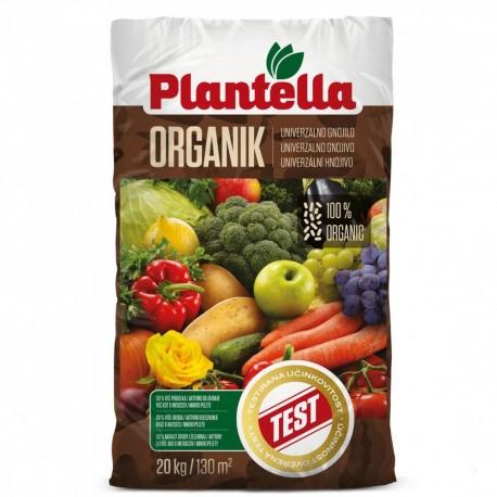 Ingrasamant Bio Organik Plantella - 20 kg.