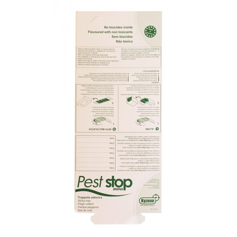 Placa adeziva pentru soareci si insecte taratoare