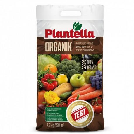 Ingrasamant Bio Organik Plantella - 7.5 kg.