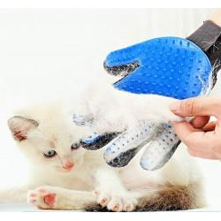 Manusa pentru periat caini si pisici (mana dreapta)