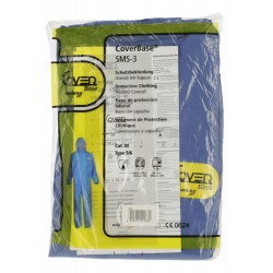 Combinezon Kerbl CoverBase - protectie substante chimice