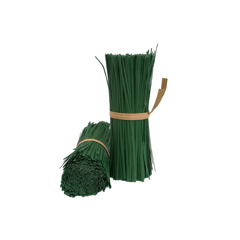 Sarmulita de legat plastifiata - 15 cm