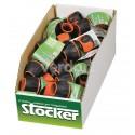 """Conector rapid furtun Stocker Deluxe ½"""" ⅝"""" ¾"""""""