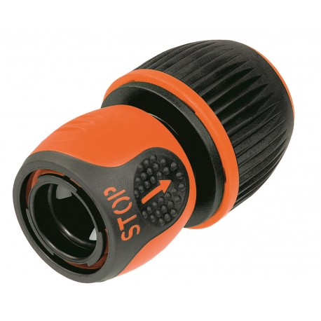 "Caracteristici conector rapid furtun Stocker acqua-stop ½"" ⅝"" ¾"""