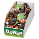 """Caracteristici conector rapid furtun Stocker acqua-stop ½"""" ⅝"""" ¾"""""""