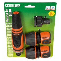 "Set universal Stocker Deluxe ½""-⅝""-¾"""
