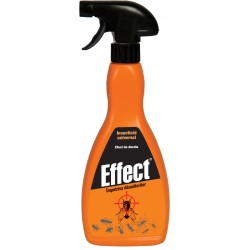 Insecticid universal Effect pulverizare - 500 ml.