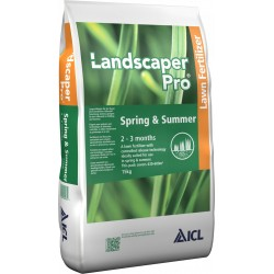Ingrasamant gazon LandscaperPro Spring and Summer - 15 kg