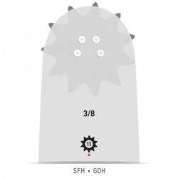 Sina Oregon O203SFHD025 - 50 cm (20'') 3/8'' 1,6 mm AdvanceCut