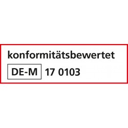Clupa forestiera Nestle Waldfreund 100 cm