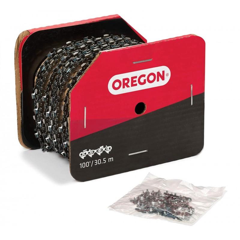 Rola lant Oregon 90PX100R 3/8 1,1 mm Chamfer Chisel - Micro Lite