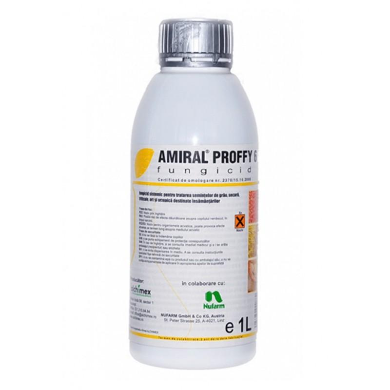 Fungicid tratament samanta Amiral Proffy 6 FS - 1 l
