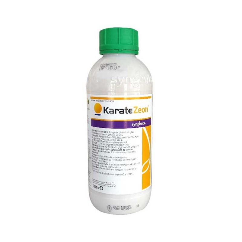 Insecticid piretroid Karate Zeon - 1 L