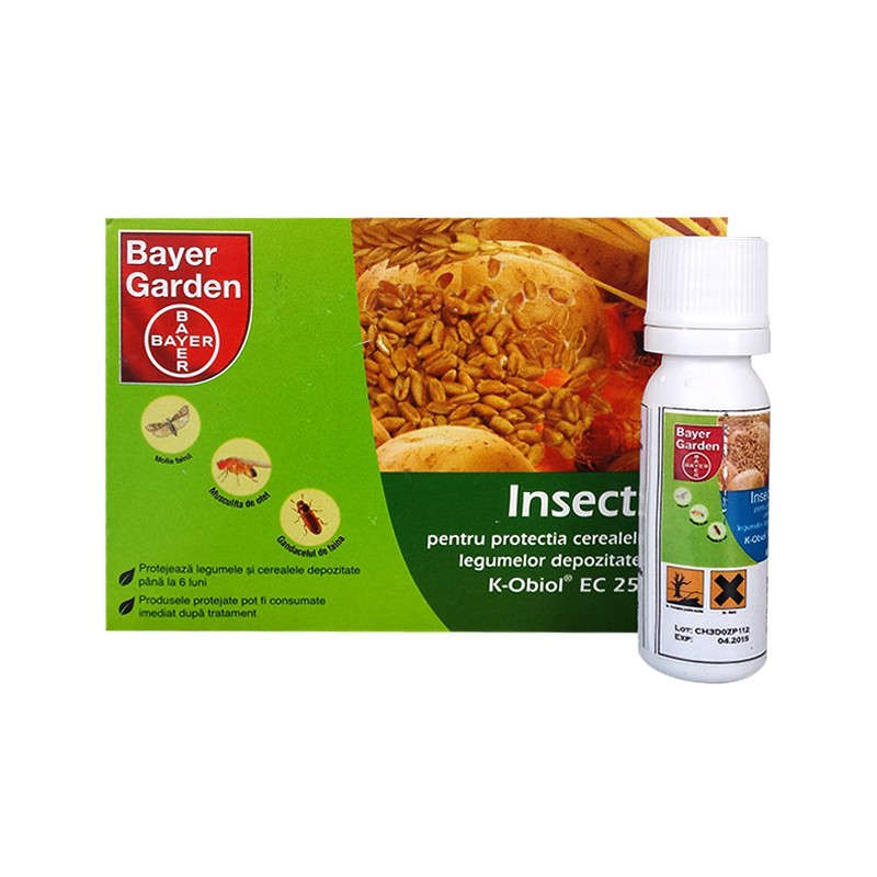 Insecticid K-Obiol 25 EC - 10 ml