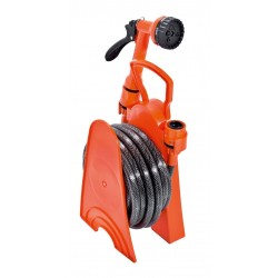 Set tambur Stocker furtun mini 8 m