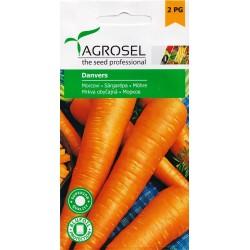 Seminte morcovi Danvers 126 - 5 gr.