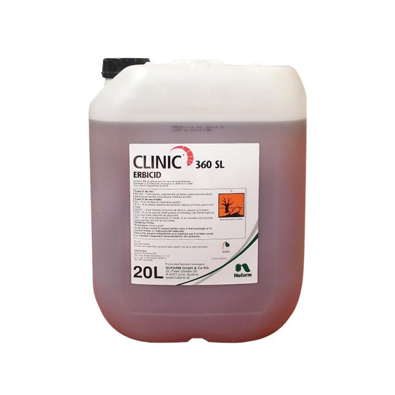 Erbicid total Clinic 20 L