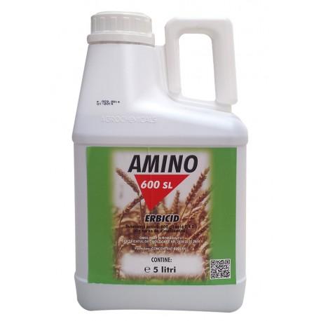 Erbicid selectiv Amino 600 SL - 5 l.