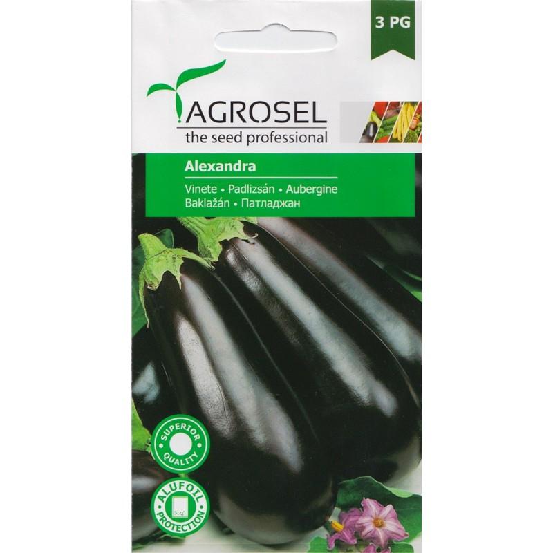 Seminte de vinete Alexandra - 1,5 gr.