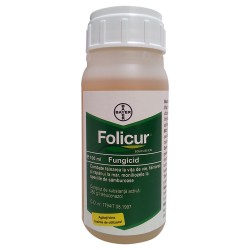 Fungicid sistemic Folicur Solo 250 EW - 100 ml.