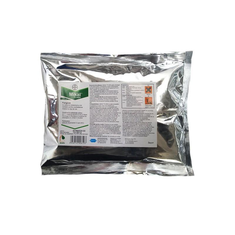 Fungicid contact si sistemic Mikal Flash - 300 gr.