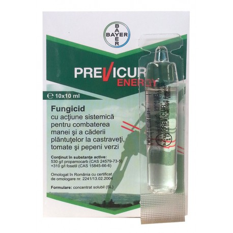 Fungicid sistemic Previcur Energy - 10 ml.