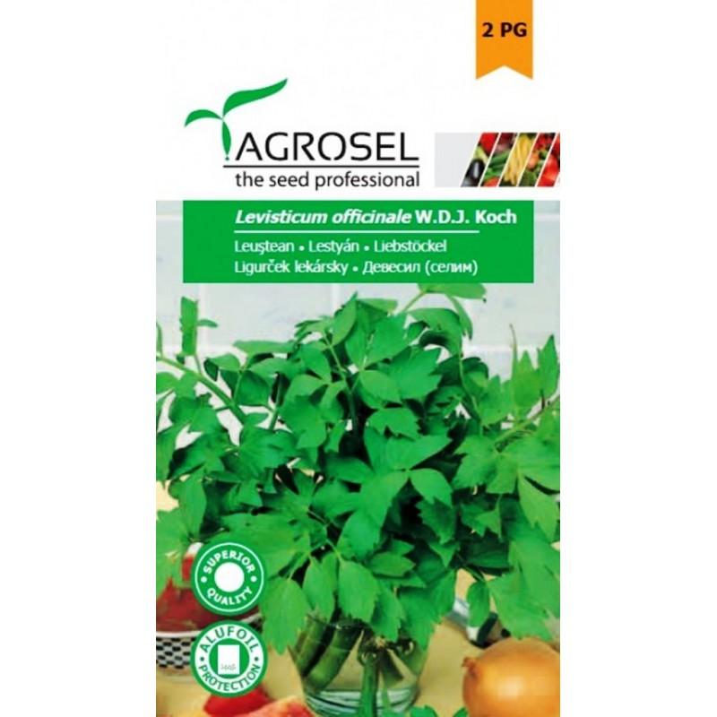 Seminte leustean Agrosel - 1 gr.